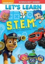 Lets Learn: S.T.E.M. (DVD, 2015)