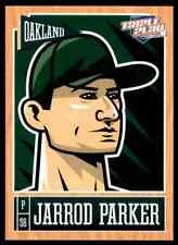 2013 Triple Play Jarrod Parker #59