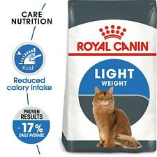 Royal Canin Light Weight Care Dry Cat Food Adult Low Fat Content & High Protein