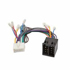 Clarion NX ISO Cablaggio Connettore Adattatore Stereo Auto Radio GUAINA cla-100