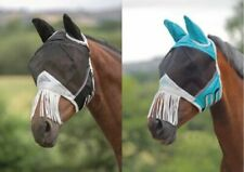 Maschere antimosche per il cavallo