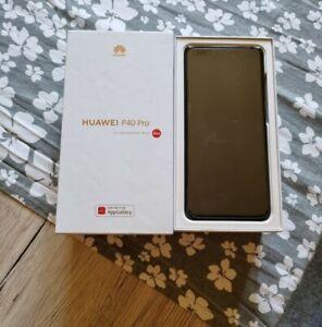 Huawei P40 Pro 5G - 256GB -  (Dual SIM) Black Neu