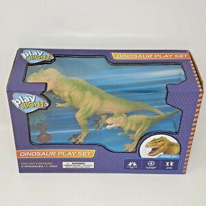 Play Right Dinosaur Play Set T-Rex Tyrannosaurus Rex Interactive