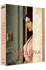 Malena (2017, Blu-ray) Lenticular Limited Edition / Uncut