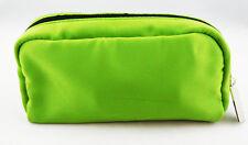 Jones New York Green Nylon Cosmetic Case Msrp $24.50 * NEW *