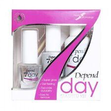 Dependen ® - 7 día profesional de uñas esmalte de uñas Kit de sensación de Gel híbrido sistema completo