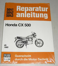 "Reparaturanleitung Honda CX 500 ""Güllepumpe"" ab Baujahr 1980"
