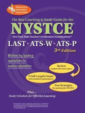 NYSTCE LAST, AST-W, ATS-P (REA) - The Best Test Prep for the NYSTCE: LASTATS W &