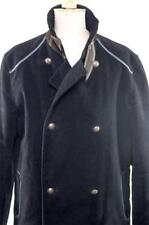 HUGO BOSS Cotton Collared Long Coats & Jackets for Men