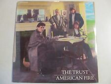 THE TRUST AMERICAN FIRE SEALED 1987 VINYL LP DDM LABEL STEREO 22858 RARE ROCK