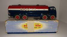 Dinky 942 Foden Regent 14-Ton Tanker Truck Used Vintage Original W/BOX VG Cond