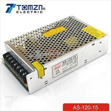 120W 15V 8A salida de volumen pequeño único Switching Power Supply