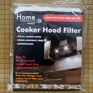 Universal Cooker Hood Extractor Fan Filter - Cut To Size - 47cm x 57cm