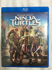 Original Blu-ray Movie - Teenage Mutant Ninja Turtles (TMNT)