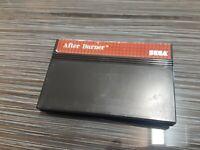 Sega Master System After Burner Cartridge only OEM - Tested!!