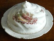 An Antique porcelain muffin dish by Max Emanuel Mitterteich Bavaria