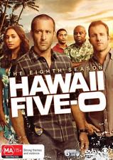 Hawaii 5-O : Season 8 (DVD, 6-Disc Set) NEW