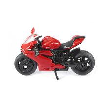 Siku 1385 Ducati Panigale 1299 Red Motorcycle NEW! °