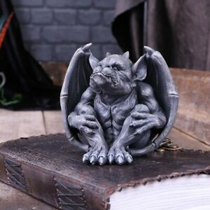 Nemesis Now  HUGO  Grotesque Gargoyle Ornament  Pagan Gothic  Witch Vamp