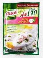 Knorr Cup Jok Instant Rice Porridge Pork and Seaweed Flavoured Easy Cooking 55g.