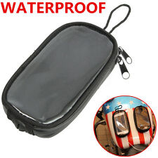Universal Magnetic Motorcycle Motorbike Oil Fuel Tank Bag Phone GPS Travel Black