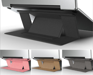 Adjustable Detachable Invisible Laptop Stand Seamlessly Folding Notebook Holder