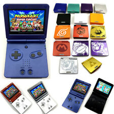 26 Colors Game Boy Advance sp GBASP Console W/ 5 Levels Backlight V2 iPS LCD MOD