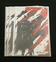 DC COMICS DCEASED DEAD PLANET #1 (OF 6) CARD STOCK MATTINA VARIANT EDITION