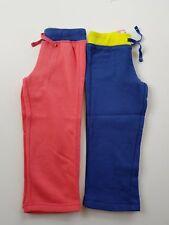 Mini Boden niña azul o Rosa Jersey Pantalones De Chándal Joggers