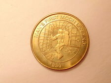 SUNOCO Millenium Coin Series medal- Man's First Moon Landing