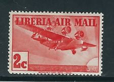 Liberia Stamps Scott # C5/AP3-2c-Mint/LH-1938-Air Postal-OG
