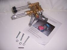 EXCELL VR2500, EXVRB2321 PRESSURE WASHER PUMP UPGRADE KIT XTENDED TUBES 2800psi