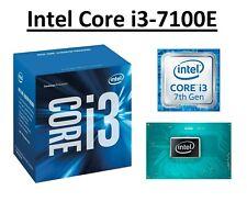 Intel Core i3-7100E SR34V Dual Core Processor 2.9 GHz, Socket BGA1440, 35W CPU