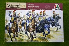 French Heavy Cavalry Waterloo 200 1/72 Italeri Napoleonic Wargames 6003