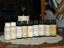 Lot Of Candle Fragrance Oils Candle Making Soap Diffusers Incense Room Sprays