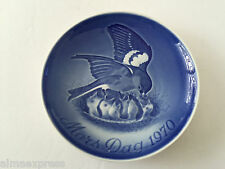 1970 Bing & Grondahl B & G Denmark Mors Day Mother's Day Collector Plate