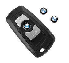 2 PCS  BMW Key Fob Remote Badge Logo Sticker Emblem 11 MM  E36 E39 E46 E90 M3