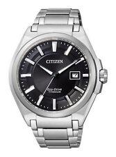 Citizen Armbanduhren mit Datumsanzeige und 100 m Wasserbeständigkeit (10 ATM)