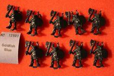 Games Workshop Warhammer Fantasy Chaos Beastmen x9 Plastic Battle Masters OOP