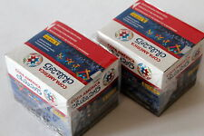 PANINI COPA AMERICA Cile 2015 - 2 X DISPLAY BOX CAJITA 100 cartocci packets sobres