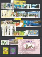 China Taiwan 2017 Whole Year of Full Stamp + S/S Dog