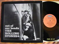 The Rolling Stones - Out of our heads   Top Zustand