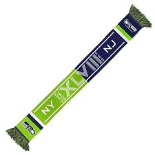 Seattle Seahawks NFL 2013 2014 NFC Super Bowl XLVIII 48 Going to the Game Scarf