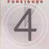 Foreigner - 4 CD 2002 Rhino VG Classic Rock
