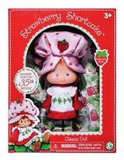 Strawberry Shortcake Doll Scented Reproduction of Original 1980s  New 12340
