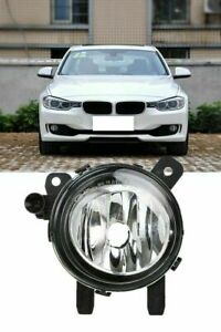 For BMW F22 F30 F36 228i 320i 328d Left Side Fog Light Lamp Housing Clear