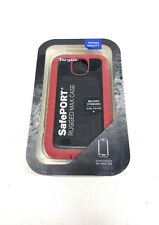 Targus Safeport Rugged Max Case For Galaxy S4 TFD00603US Military Contractor