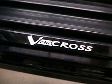(2pcs) VEHICROSS doorstep badge decal