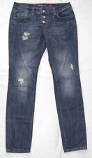 QS by S.Oliver Damen Jeans Boyfriend Style  Damengröße 36 L32  Zustand Sehr Gut