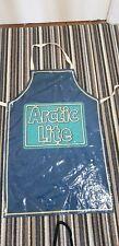 Vintage Arctic Lite Plastic Apron 70s -80s